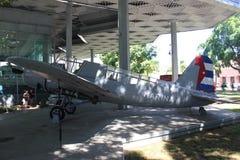 Het Museum van het Revolutievliegtuig Stock Afbeeldingen