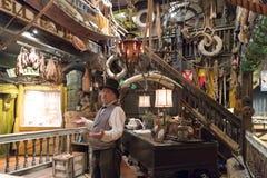 Het Museum van Schipbreukschatten, in Key West, Florida, het museum vertelt het verhaal van de wreckersindustrie in oud Key West stock afbeelding
