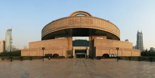 Het Museum van Shanghai stock fotografie