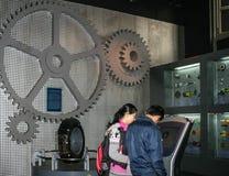 Het museum van Sichuan in chengdu, China Royalty-vrije Stock Fotografie