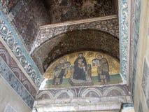 De Kerk van Sopia van Hagia, Museum, Reis Istanboel Turkije Stock Afbeeldingen