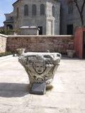 De Kerk van Sopia van Hagia, Museum, Reis Istanboel Turkije Royalty-vrije Stock Afbeelding