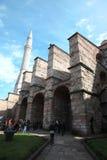 De Kerk van Sopia van Hagia, Museum, Reis Istanboel Turkije Stock Afbeelding