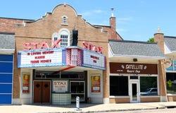 Het Museum van Staxverslagen van Muziek, Memphis Tennessee Stock Afbeelding