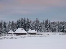 Het museum van Tammsaare in Estland Royalty-vrije Stock Fotografie