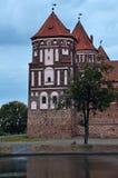 Het museumgebouw Royalty-vrije Stock Afbeelding