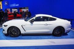 Het Mustang van Zijaanzichtford GT350 Royalty-vrije Stock Foto's