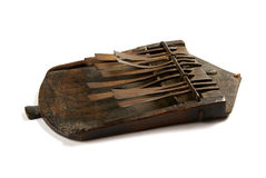 Het Muzikale Instrument van Affican Stock Foto's