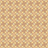 Het naadloze Abstracte Patroon van het Behang stock illustratie