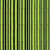 Het naadloze Aziatische bos van het bamboe royalty-vrije illustratie