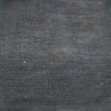 Het naadloze Donkere oude ruwe blauw/het grijs van de jeanstextuur Stock Afbeeldingen