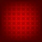 Het naadloze donkerrode patroon van de Kerstmistextuur. EPS 8 Royalty-vrije Stock Afbeelding