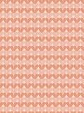Het naadloze patroon breien Royalty-vrije Stock Afbeelding