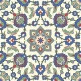Het naadloze patroon van Arabesque Royalty-vrije Stock Fotografie