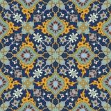 Het naadloze patroon van Arabesque Stock Afbeelding