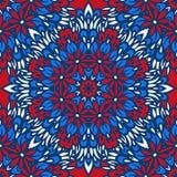 Het naadloze patroon van Arabesque Royalty-vrije Stock Afbeelding