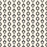 Het naadloze patroon van het art deco Vector geometrische siertextuur Royalty-vrije Stock Foto's