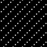 Het Naadloze Patroon van de Abstratstreep Stock Foto