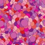 Het naadloze patroon van de bloembloesem Stock Foto