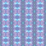 Het naadloze Patroon van de Caleidoscoop Stock Afbeelding
