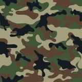 Het naadloze patroon van de camouflage Royalty-vrije Stock Foto's