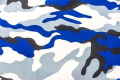 Het naadloze patroon van de camouflage Royalty-vrije Stock Foto
