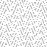 Het naadloze Patroon van de Chevronzigzag Daal enkel aan monsters en geniet van! EPS 10 royalty-vrije illustratie