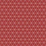 Het naadloze Patroon van de Driehoek Geometrische textuur Het kan voor prestaties van het ontwerpwerk noodzakelijk zijn royalty-vrije illustratie