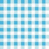 Het naadloze patroon van de geruit Schots wollen stofplaid Royalty-vrije Stock Afbeelding
