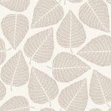 Het naadloze patroon van de herfst stock illustratie
