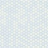 Het Naadloze Patroon van de honingraat Geometrische Achtergrond stock illustratie