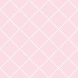 Het naadloze patroon van de leuke valentijnskaart met harten Royalty-vrije Stock Afbeeldingen