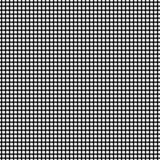 Het naadloze patroon van de netoptische illusie royalty-vrije illustratie