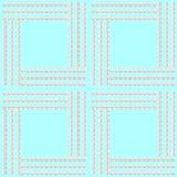 Het naadloze patroon van de parelparel Royalty-vrije Stock Foto's