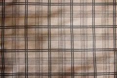Het Naadloze Patroon van de plaid Stock Afbeeldingen