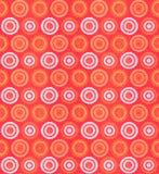 Het naadloze patroon van de zijdeband Royalty-vrije Stock Afbeelding