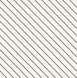 Het naadloze patroon van gekrabbel diagonale strepen Royalty-vrije Stock Foto's