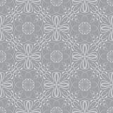 Het naadloze Patroon van het Behang Royalty-vrije Stock Afbeelding