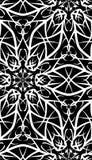 Het naadloze Patroon van het Behang stock illustratie
