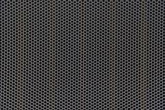 Het naadloze patroon van het cirkelnet met kleine cel royalty-vrije stock afbeeldingen