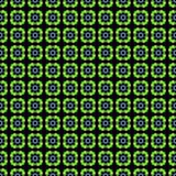 Het naadloze patroon van het mozaïek stock illustratie