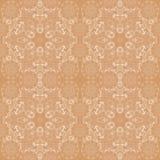 Het Naadloze Patroon van Mandala Royalty-vrije Stock Fotografie