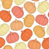 Het naadloze patroon van oktober De vectorcolorful achtergrond van Halloween royalty-vrije stock afbeeldingen