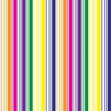 Het naadloze Patroon van Strepen Royalty-vrije Stock Afbeelding