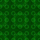 Het naadloze patroon van technologie Stock Fotografie
