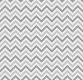 Het naadloze patroon van zigzaglijnen Vector Stock Foto's