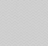 Het naadloze patroon van zigzaglijnen Vector Royalty-vrije Stock Foto's