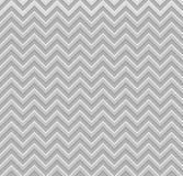 Het naadloze patroon van zigzaglijnen Vector Stock Foto