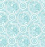 Het naadloze Retro Patroon van het Behang vector illustratie