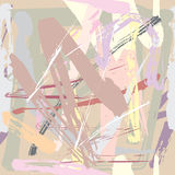Het naadloze schilderen als achtergrond vector illustratie